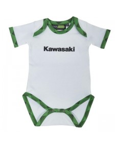 Body manches courtes bébé Kawasaki Sports 2020 - Devant | Moto Shop 35