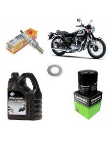 Pack révision Kawasaki W800 (2011-2020) | Moto Shop 35