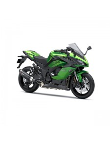 Kawasaki Ninja 1000SX Pack Performance Vert Emerald Blazed / Gris Metallic Carbon / Gris Metallic Graphite (2020) | Moto Shop 35
