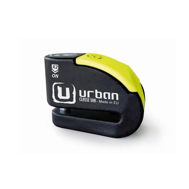 Bloque disque alarme Urban Security homologué SRA | Réf. 999