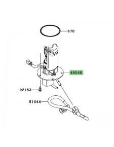 Pompe à essence d'origine Kawasaki Z750R (2011-2012) | Réf. 490400724