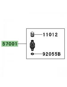 Outil spécial KYB Kawasaki KX450F (2013-2014) | Réf. 570010725