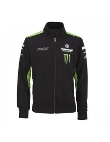 Sweat zippé homme Kawasaki MX 2021 (S à 2XL) | Moto Shop 35