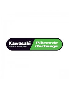 Ressort de rappel pédale de frein Kawasaki 920811833 | Moto Shop 35