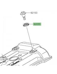 Joint de vis cache culbuteur Kawasaki 920550187 | Moto Shop 35