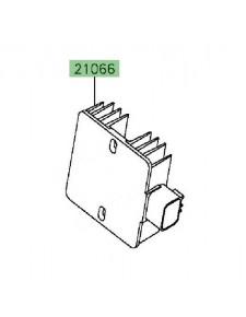 Régulateur de tension d'origine Kawasaki 210660720 | Moto Shop 35
