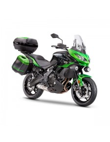 Kawasaki Versys 650 2021 Pack Grand Tourer Candy Lime green / Metallic Spark Black | Moto Shop 35