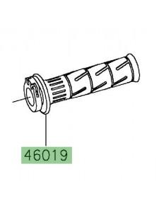 Poignée de gaz d'origine Kawasaki 460190001 | Moto Shop 35