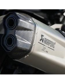 Échappement Akrapovic Titane Kawasaki Z H2 SE (2021)   Réf. 258EXP0107