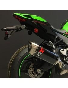 "Silencieux d'échappement Akrapovic Carbone ""SBK Replica"" Kawasaki Ninja ZX-10R (2021) | Réf. 258EXP0104"