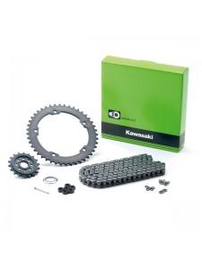 Kit chaîne d'origine Kawasaki Ninja 1000SX (2020-2021) | Réf. 999965027