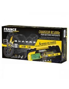 Chargeur de batterie 6V/12V France Équipement BC4000E   Moto Shop 35