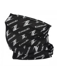 Tour de cou noir et blanc Kawasaki Z | Réf. 014RGM0005
