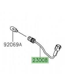 Prise ampoule optique avant Kawasaki 230080154 | Moto Shop 35