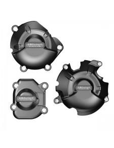 Kit protections carters moteur GB Racing Kawasaki Z800 (2013-2016)   Moto Shop 35
