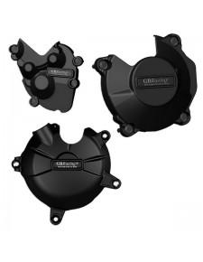 Kit protections carters moteur GB Racing Kawasaki Ninja ZX-6R (2007-2020)   Moto Shop 35