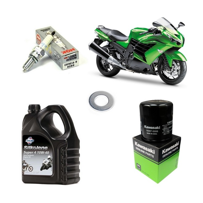 Pack révision Kawasaki ZZR 1400 (2006-2020) | Moto Shop 35