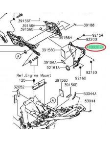 cache pivot droit Z800e 14092096318T