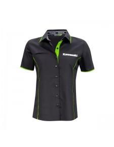 Chemise manches courtes femme Kawasaki Sports | Devant