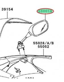 RETROVISEUR DROIT ZX10R 560010059