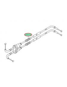 CABLES DE GAZ DOUBLE ZX6R 2005-2006 540120132