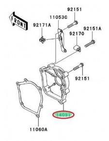 CARTER ALLUMAGE DROIT ZX6R 140910319