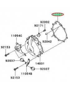 "CARTER ALTERNATEUR ""JOINT"" ZX6R 110610249"
