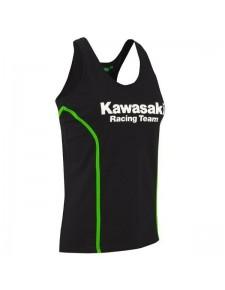 Débardeur femme Kawasaki Racing Team | Devant