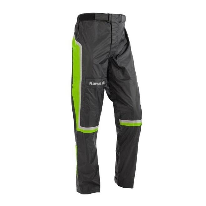 Pantalon de pluie Kawasaki   Devant