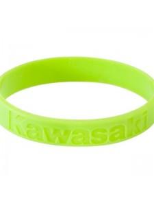 Bracelet silicone Kawasaki