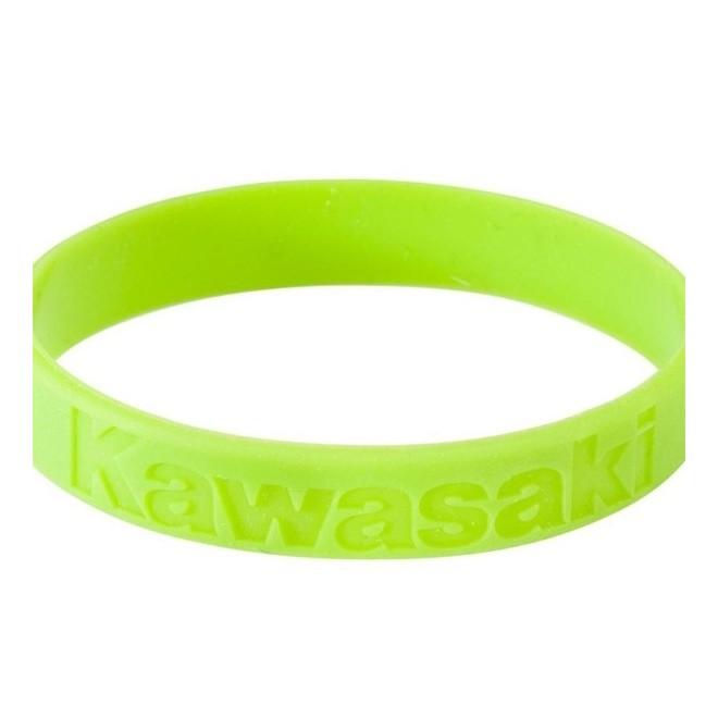 Bracelet silicone Kawasaki | Réf. 186SPM0015