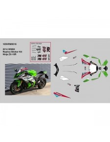 STICKER KIT SBK2014 ZX10R