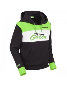 TEAM GREEN HOODY KIDS