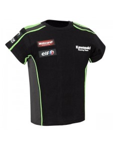 T-Shirt enfant Kawasaki KRT SBK Replica | Devant