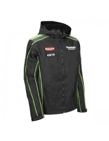 Blouson homme Kawasaki Racing Team SBK Replica | Devant