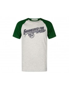 "T-Shirt homme Kawasaki ""Engineered for Speed"" 