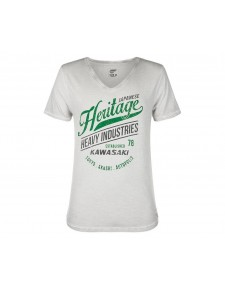 "T-Shirt homme Kawasaki ""Heritage"" | Devant"