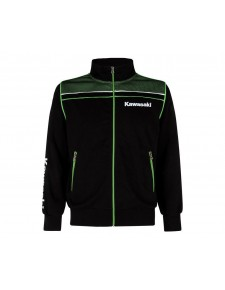 Sweat zippé homme Kawasaki Sports | Devant