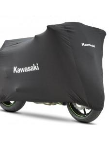 Housse d'intérieur stretch haute qualité Kawasaki