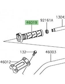 Poignée caoutchouc droite | Kawasaki Versys-X 300 (2017-)