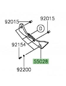 Sabot moteur gauche | Kawasaki Ninja H2 (2015-)