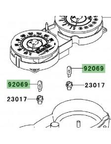 Ampoule T5 compteur | Kawasaki W800 (2011-2016)