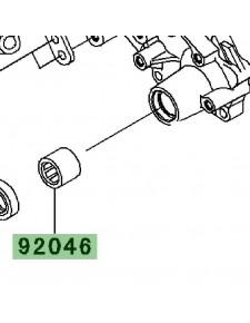 Roulement à aiguilles carter transmission | Kawasaki W800 (2011-2016)