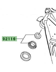 Roulement de direction inférieur | Kawasaki W800 (2011-2016)
