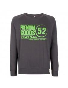 Sweatshirt homme Kawasaki Premium Goods | Devant