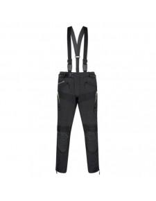 Pantalon textile homme Kawasaki Tourer | Devant