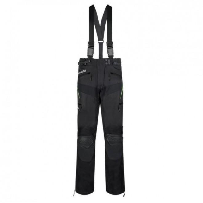 Pantalon textile femme Kawasaki Tourer | Devant