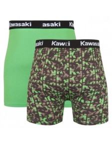 """Caleçons """"Boxer"""" homme Kawasaki K-Mouflage   Derrière"""