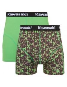 "Caleçons ""Boxer"" homme Kawasaki K-Mouflage | Devant"
