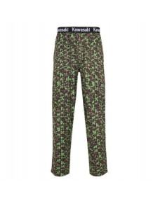 Bas de pyjama Kawasaki K-Mouflage | Devant
